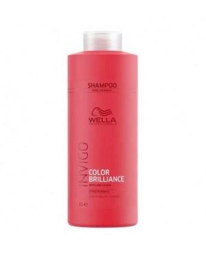 Wella Invigo Brilliance Fine Hair Shampoo Fine Hair 500ml