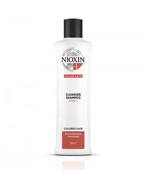 Nioxin Thinning 4 Cleanser Shampoo 300ml