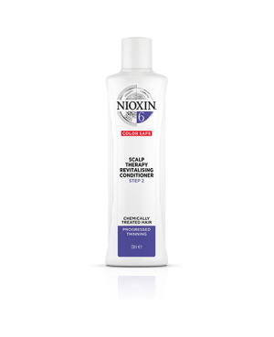 Nioxin Thinning 6 Step 2 Scalp Revitalizer condicionador louros 1000ml