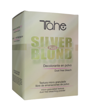 Tahe silver Blond Plus Bleaching Powder 500ml