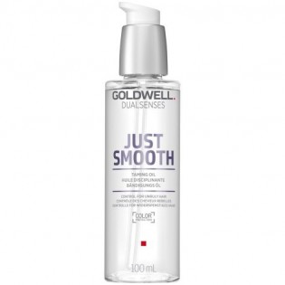 GOLDWELL DUALSENSES JUST SMOOTH TAMMING OIL 100ML