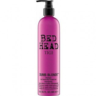 TIGI COLOUR COMBAT DUMB BLONDE SHAMPOO 400ML