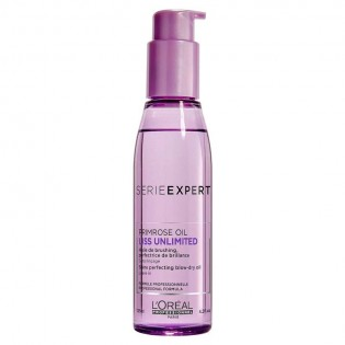 L'oreal  Professionel Serie Expert Liss Unlimited Primerose oil 125ml