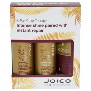 Joico K-Pak Color therapy travell trio