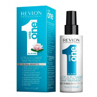 Revlon Uniq one Lotus Flower Tratmento 10 beneficios 150ml