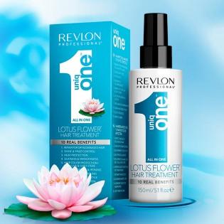 Revlon Uniq one Lotus Flower Tratmento 10 beneficios 150ml