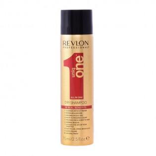 Revlon Uniq one dry shampoo 10 benefits 75ml