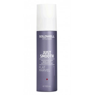 Goldwell Stylesign Just Smooth Flat Marvel Balsamo Alisamento 100ml