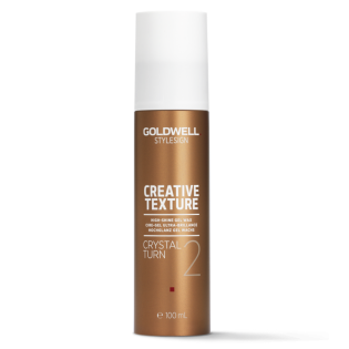Goldwell Stylesign Creative Texture Crystal turn Shiny Gel 100ml