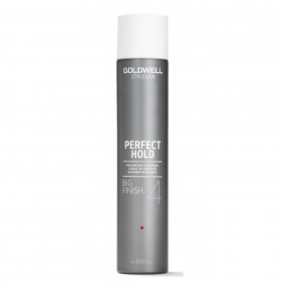 Goldwell Stylesign Perfect Hold Big Finish fixação nº4 spray 500ml