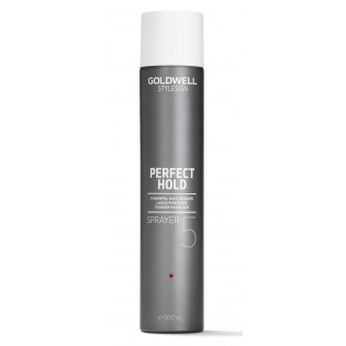 Goldwell Stylesign Perfect Hold Sprayer laca fixação nº5 spray 500ml