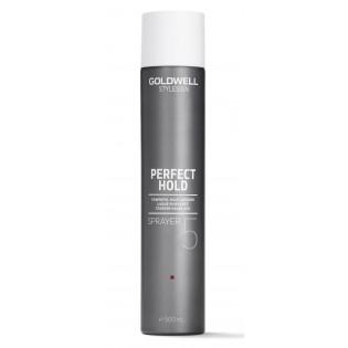 Goldwell Stylesign Perfect Hold laca fixação nº5 spray 500ml