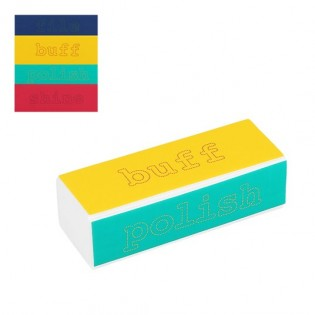 Nail file cube with 4 sides...