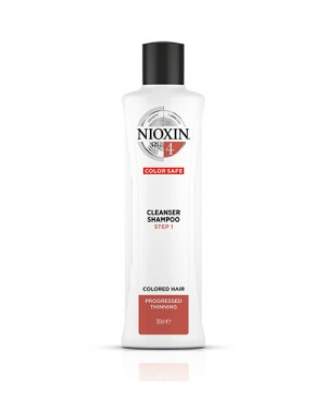 Nioxin Thinning 4 Cleanser...