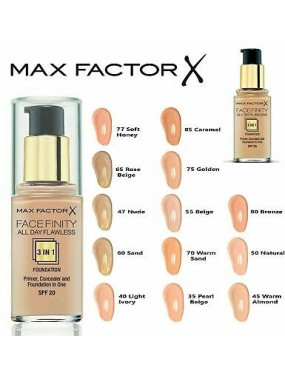 Max Factor Facefinity All...