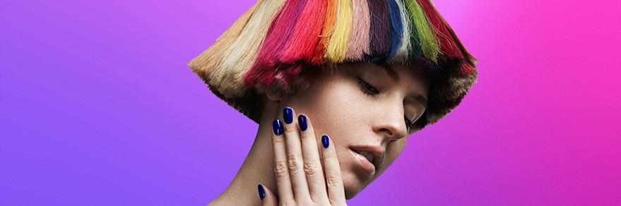 As Cores tendência para o teu cabelo estão aqui.